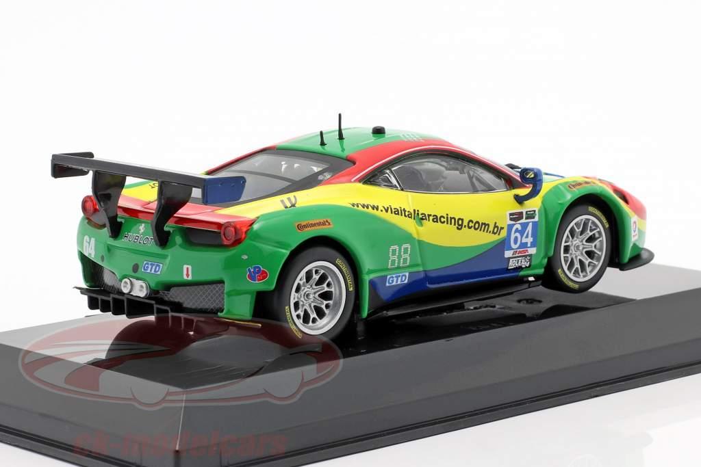 Ferrari 458 Italia GT3 #64 24h Daytona 2015 Scuderia Corsa 1:43 Bburago