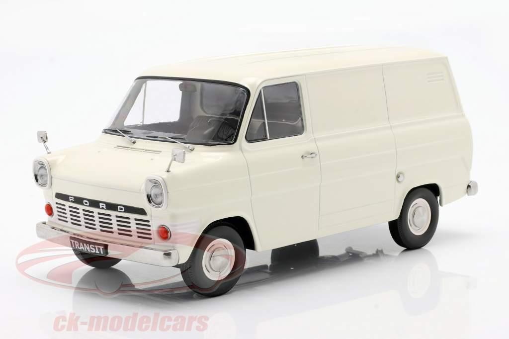 Ford Transit MK1 Van year 1965 cream white 1:18 KK-Scale