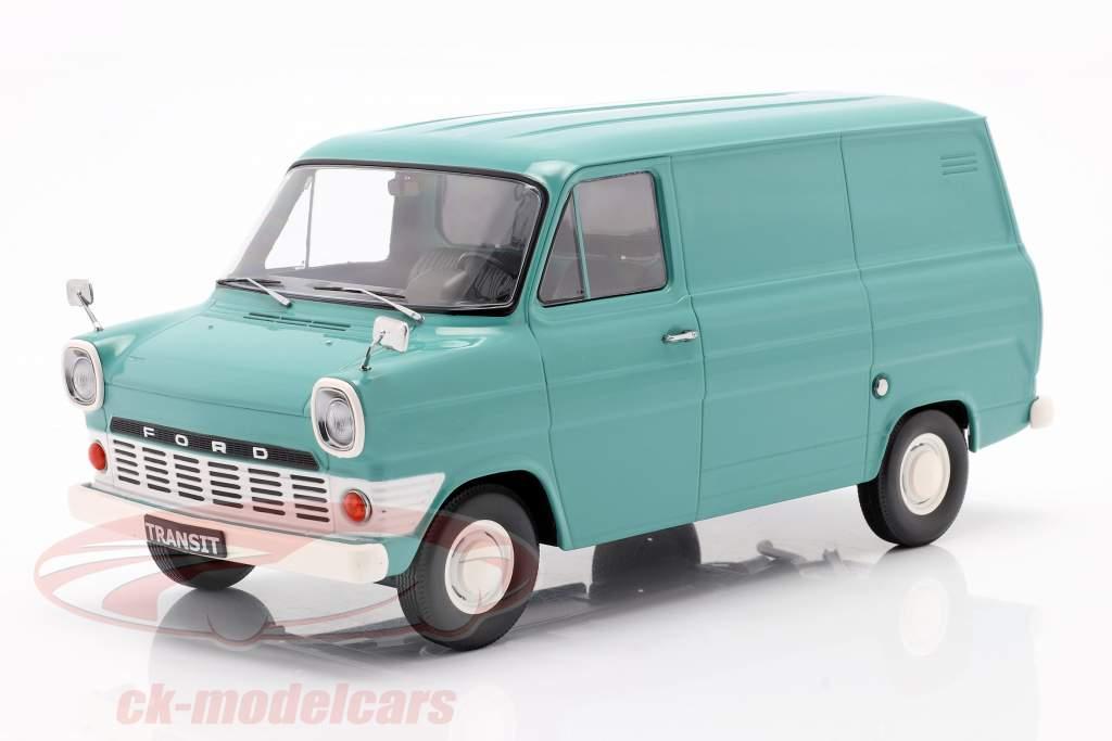 Ford Transit MK1 Van Année de construction 1965 turquoise 1:18 KK-Scale
