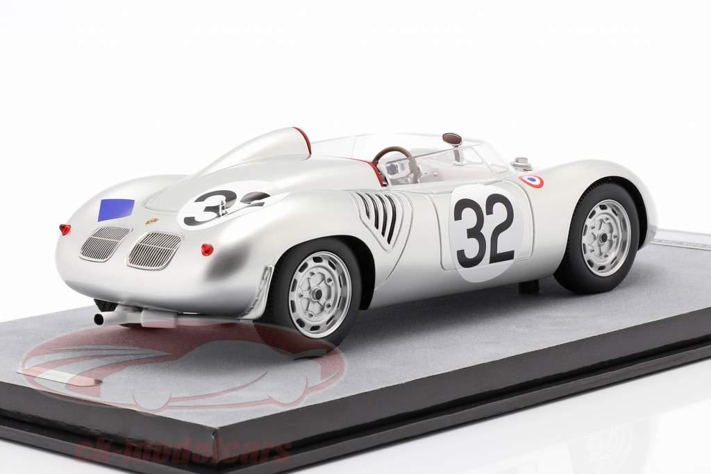 Porsche 718 RSK #32 24h LeMans 1959 Herrmann, Magliolo 1:18 Tecnomodel