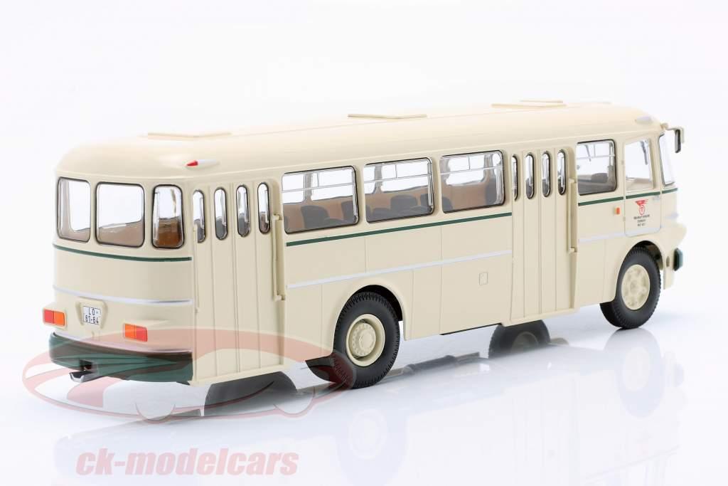 Ikarus 620 autobus VEB Kraftverkehr Eisenach 1961 beige 1:43 Premium ClassiXXs