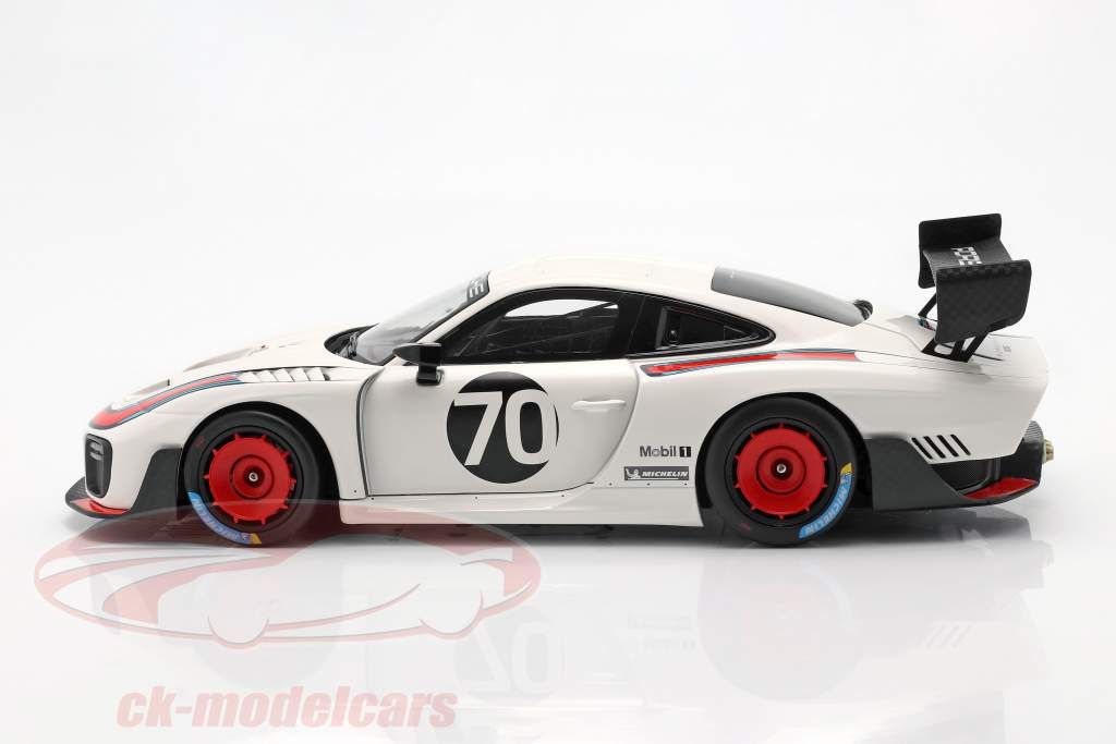 Porsche 935/19 #70 basato su 911 (991 II) GT2 RS 1:18 Minichamps