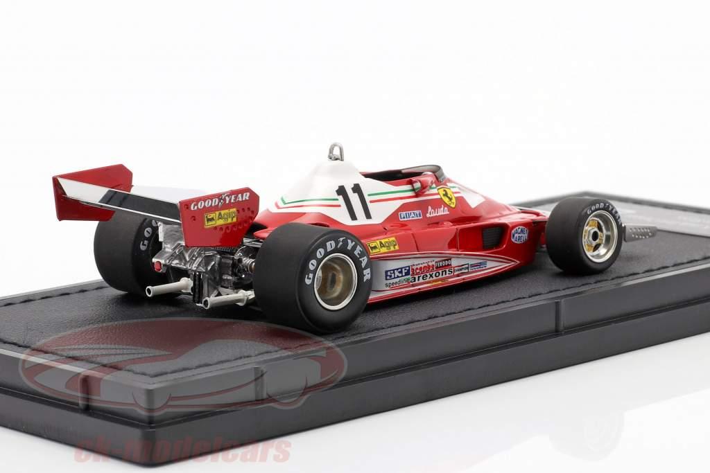 Niki Lauda Ferrari 312T2 Early Season #11 F1 Verdensmester 1977 1:43 GP Replicas