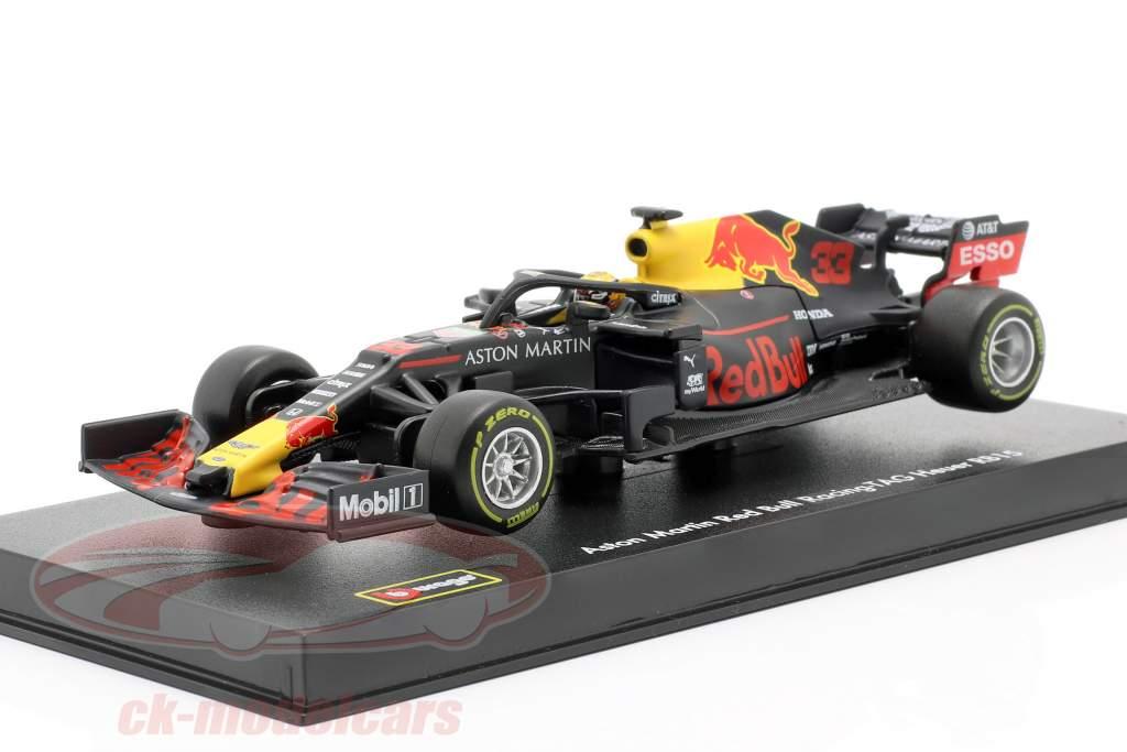 Max Verstappen Red Bull Racing RB15 #33 formel 1 2019 1:43 Bburago