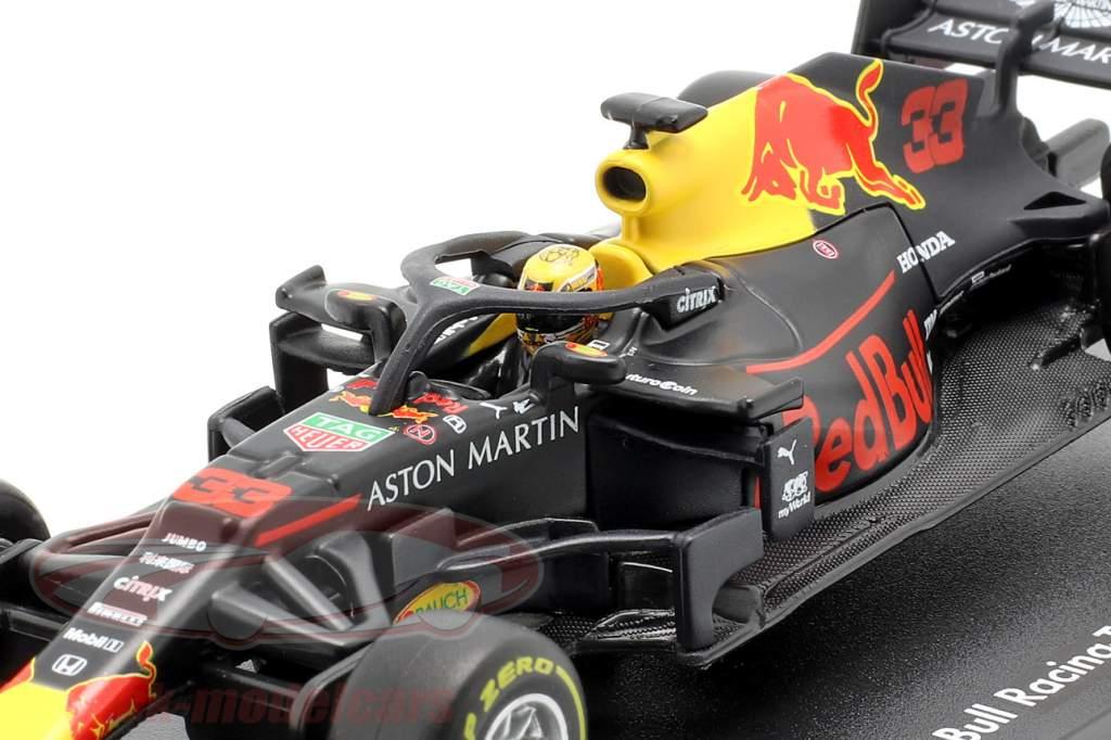 Max Verstappen Red Bull Racing RB15 #33 式 1 2019 1:43 Bburago