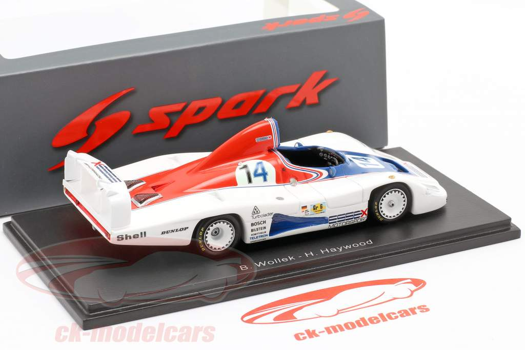 Porsche 936 #14 24h LeMans 1979 Wollek, Haywood 1:43 Spark