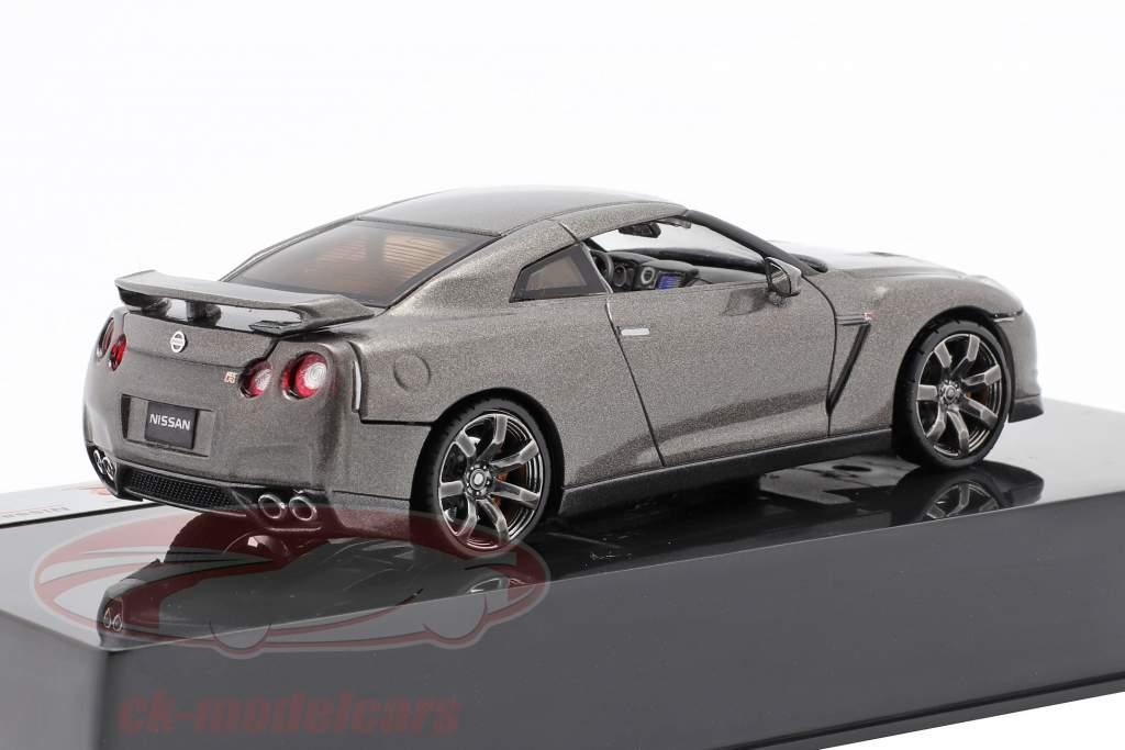 Nissan GT-R R35 Grijs 1:43 Fujimi