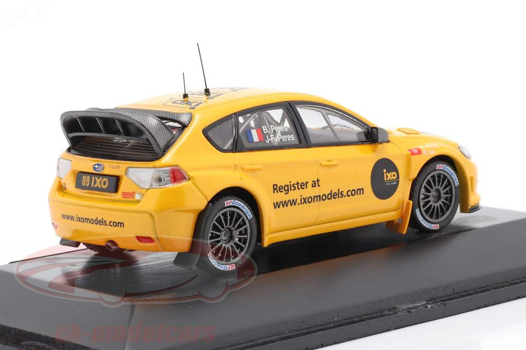 Subaru Impreza WRC Nürnberg International ToyFair 2009 1:43 Ixo