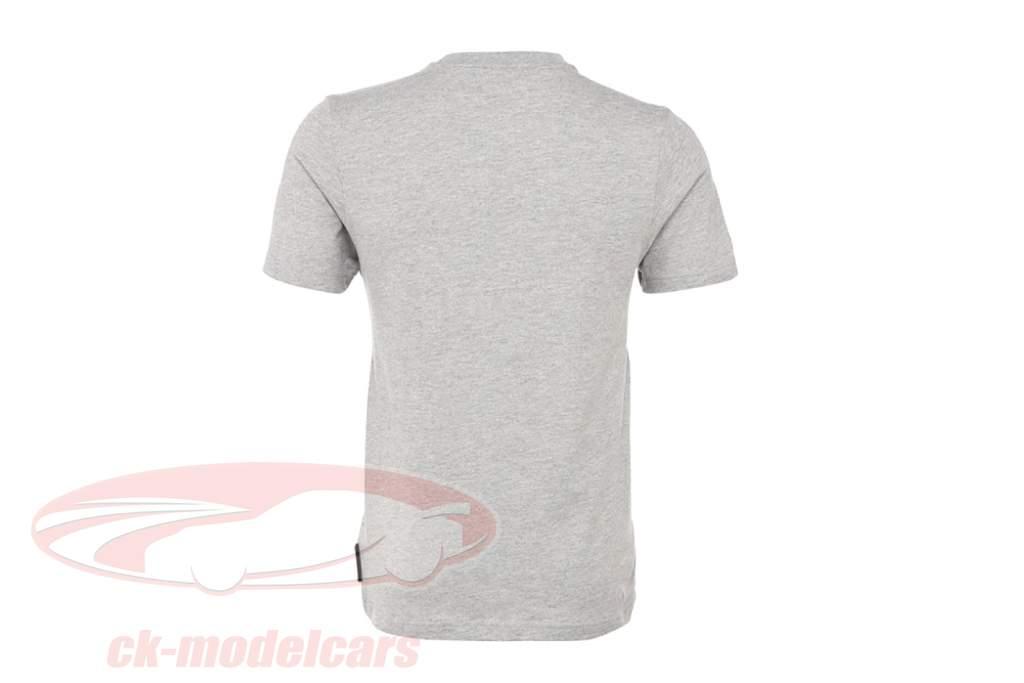 Porsche camiseta Porsche Speedster asfalto Legendas Adidas cinzento