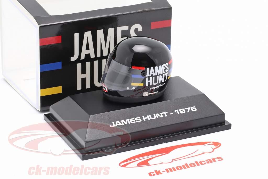 James Hunt McLaren M23 #11 Formel 1 Weltmeister 1976 Helm 1:8 MBA