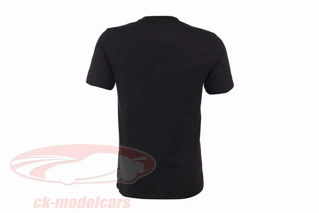 Porsche T恤衫 Porsche Speedster 准备 至 赢得 Adidas 黑色