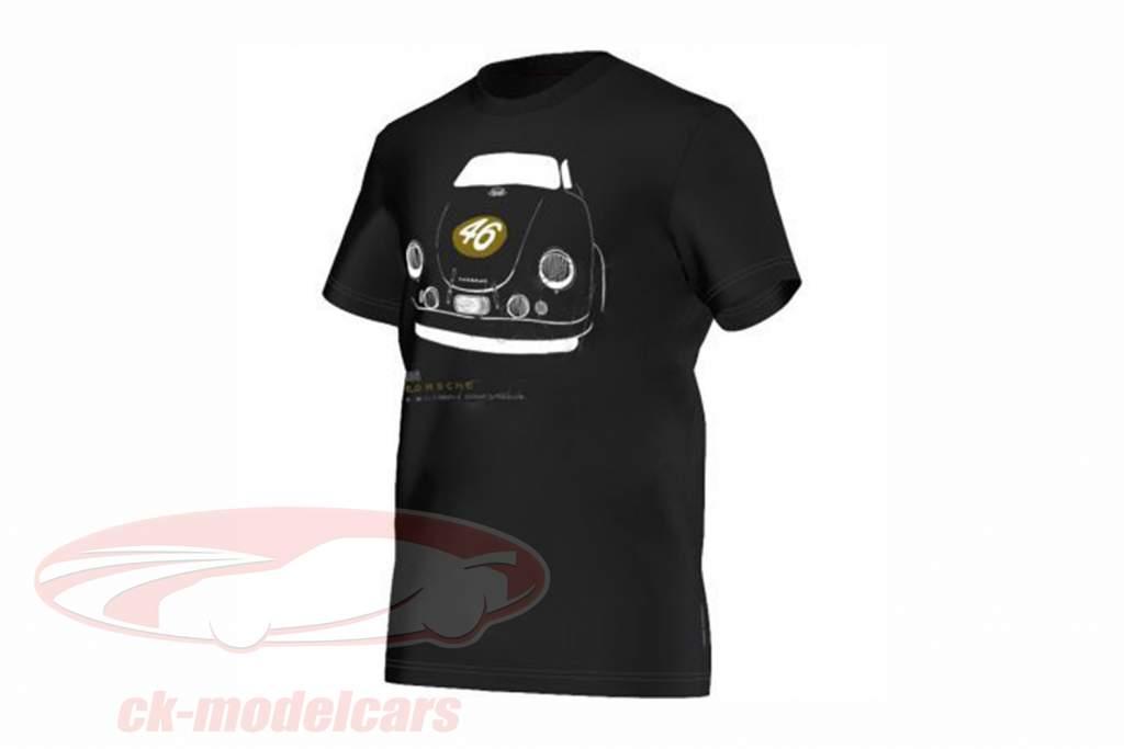 Porsche T-shirt Porsche 356 #46 Adidas black