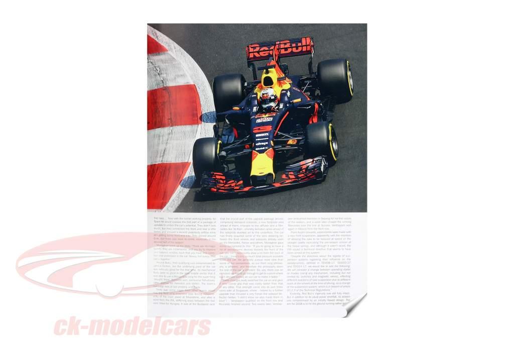 Livre: AUTOCOURSE 2017-2018: The World's Leading Grand Prix Annual (Anglais)