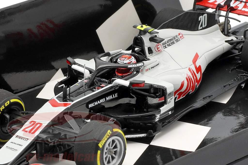 Kevin Magnussen Haas VF-20 #20 Østrigsk GP formel 1 2020 1:43 Minichamps