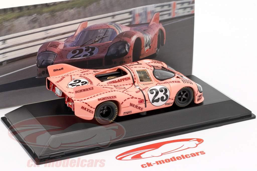 Porsche 917/20 seminare / Pink Pig #23 24h LeMans 1971 Kauhsen, Joest 1:43 Spark