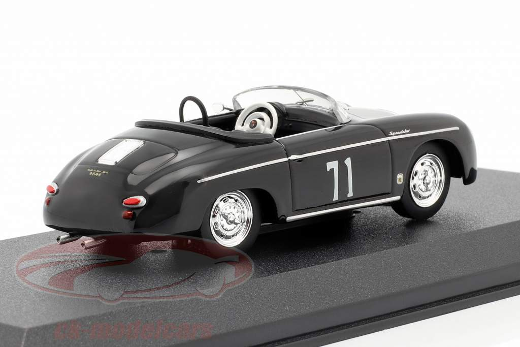 Porsche 356 Speedster Super 1958 #71 Steve McQueen 1:43 Greenlight