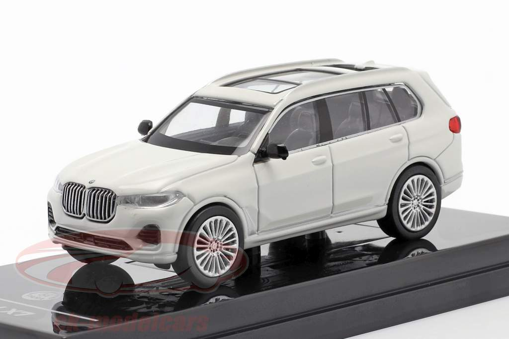 BMW X7 (G07) LHD Baujahr 2019 weiß 1:64 Paragon Models