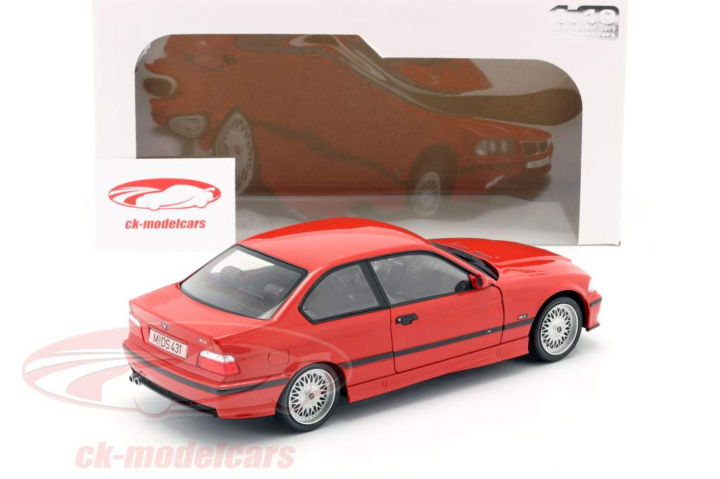 Solido 1 18 Bmw M3 E36 Coupe Year 1994 Red S1803904 Model Car S1803904 421185830 3663506011184