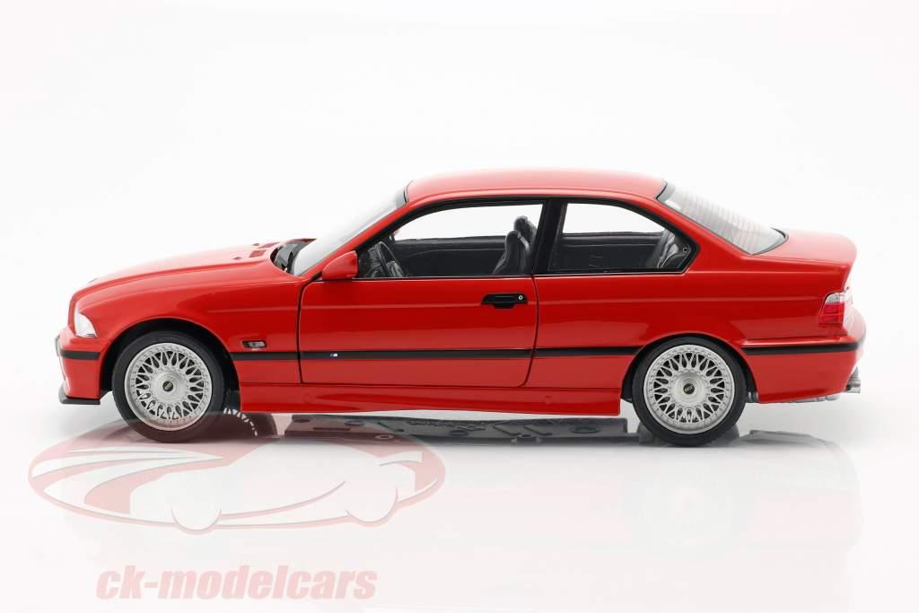 BMW M3 (E36) Coupe Année de construction 1994 rouge 1:18 Solido