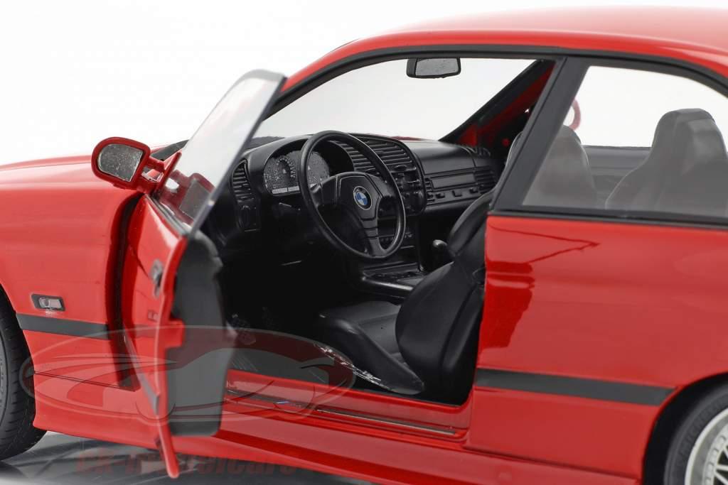 BMW M3 (E36) Coupe Byggeår 1994 rød 1:18 Solido