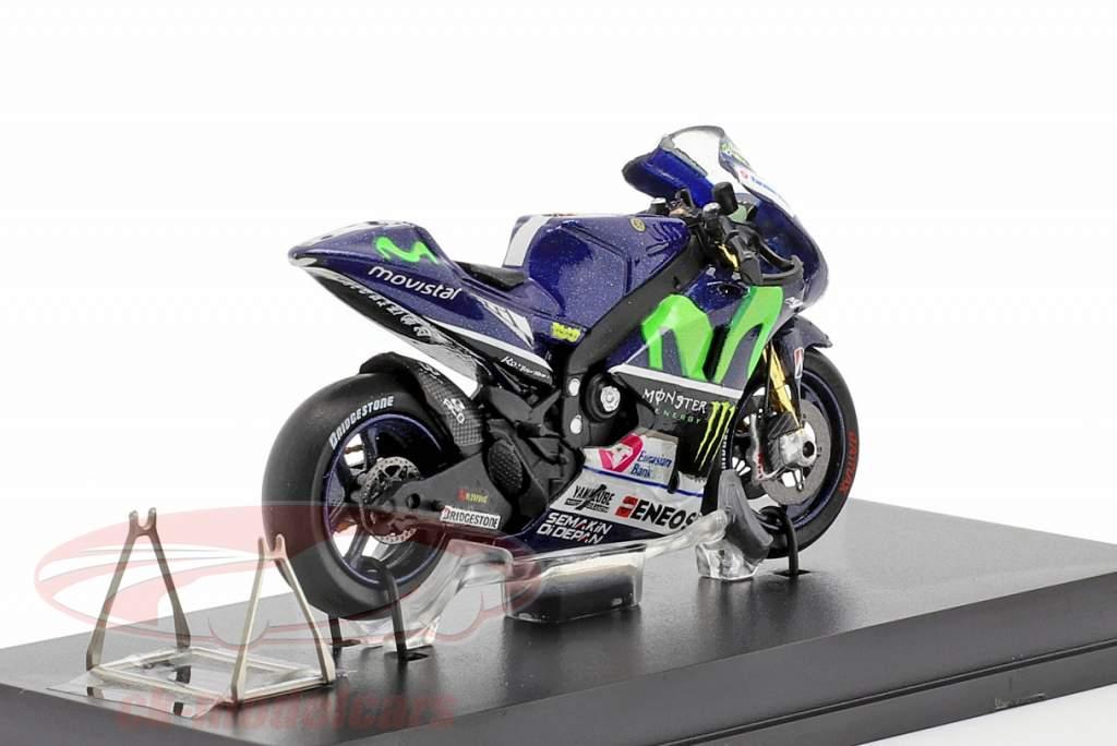 Valentino Rossi Yamaha YZR-M1 #46 ganador MotoGP Assen 2015 1:43 Spark