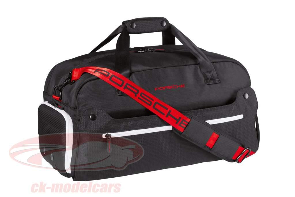 Porsche Sports taske Motorsport Kollektion sort