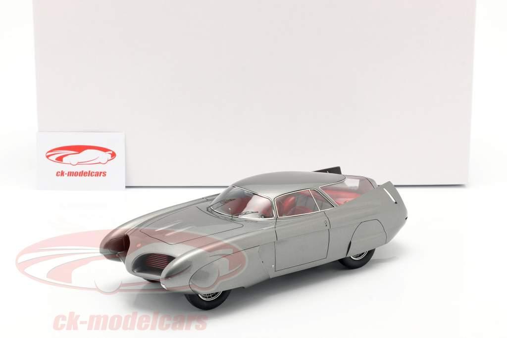 Alfa Romeo B.A.T. 5 Anno di costruzione 1953 Grigio metallico 1:18 Matrix