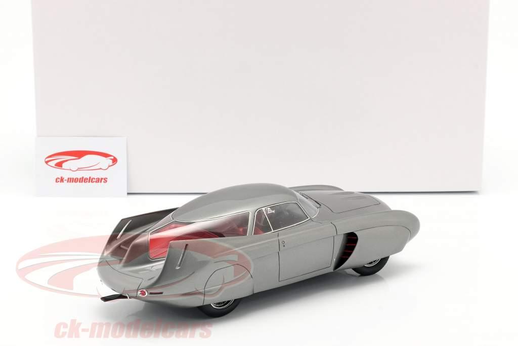 Alfa Romeo B.A.T. 5 Ano de construção 1953 cinzento metálico 1:18 Matrix