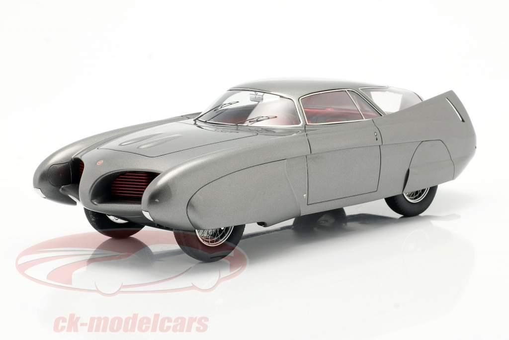 Alfa Romeo B.A.T. 5 Bouwjaar 1953 Grijs metalen 1:18 Matrix