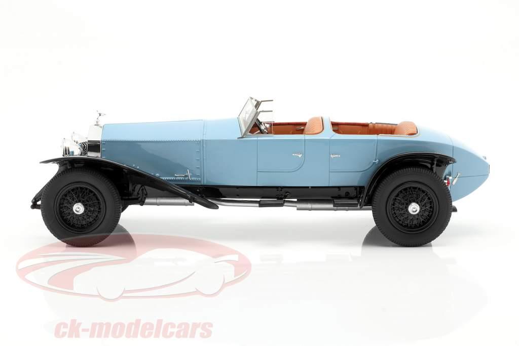 Rolls Royce Phantom Experimental Vehicle by Barker 1926 azul / Preto 1:18 Matrix