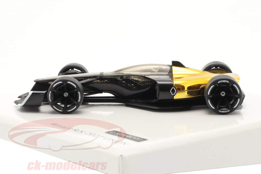 Renault R.S. 2027 Vision Concept Car Salon de Shanghai 2017 1:43 Norev