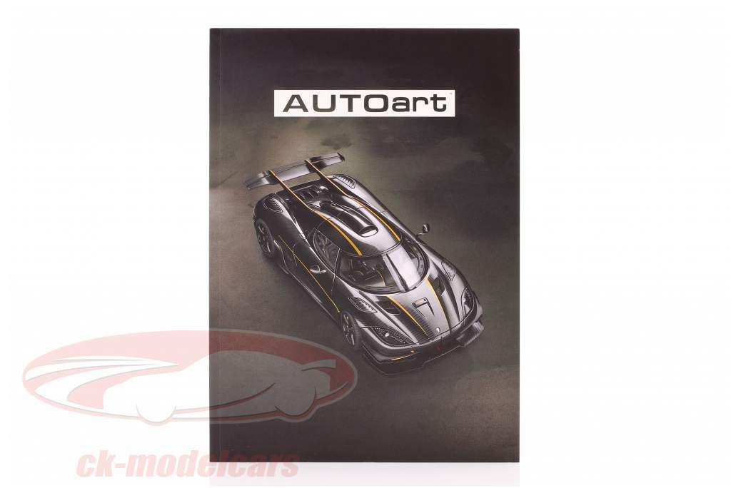 AUTOart Katalog Udgave 2 / 2020