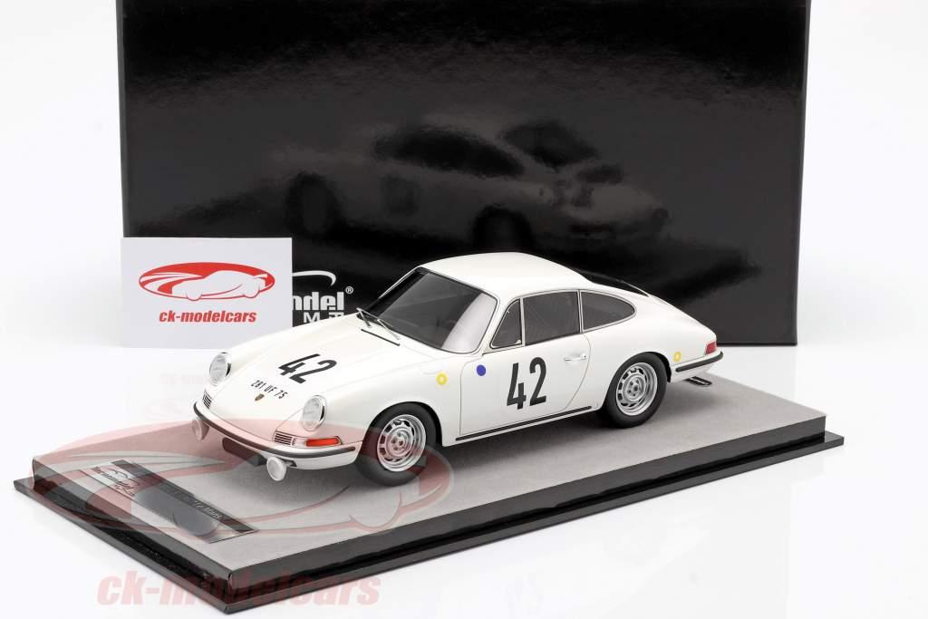 Porsche 911 S #42 class winner 24h LeMans 1967 Buchet, Linge 1:18 Tecnomodel