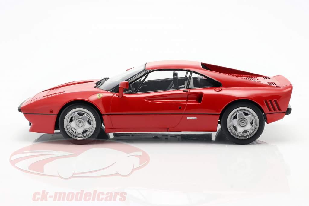 Ferrari 288 GTO Upgrade 1984 vermelho 1:18 KK-Scale