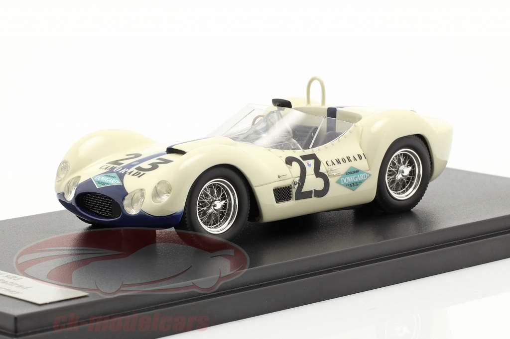 Maserati Tipo 61 #23 12h Sebring 1960 Moss, Gurney 1:43 Matrix