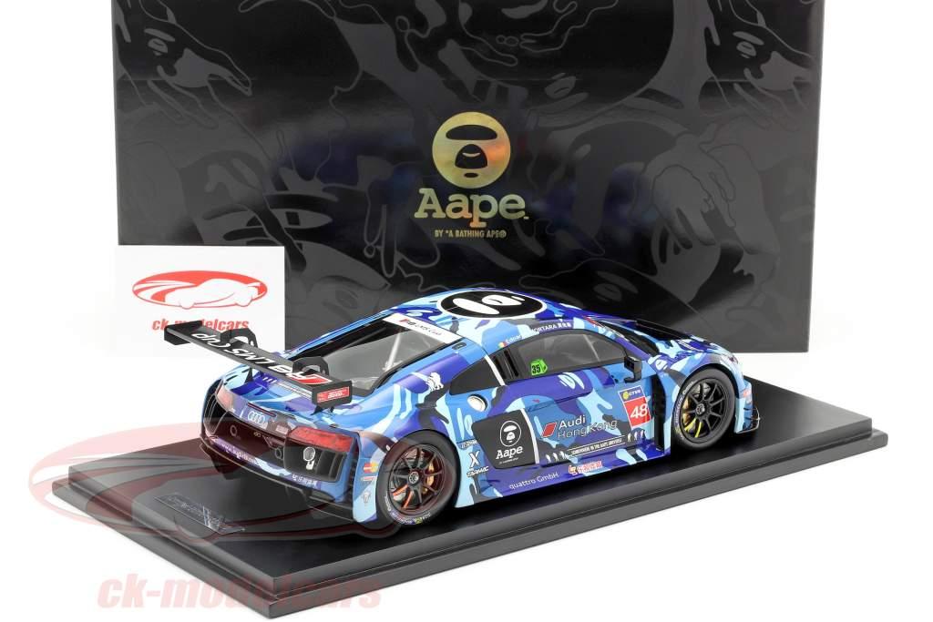 Audi R8 LMS #48 Vinder Race 2 LMS Cup Sepang 2016 Mortara 1:18 Tarmac Works