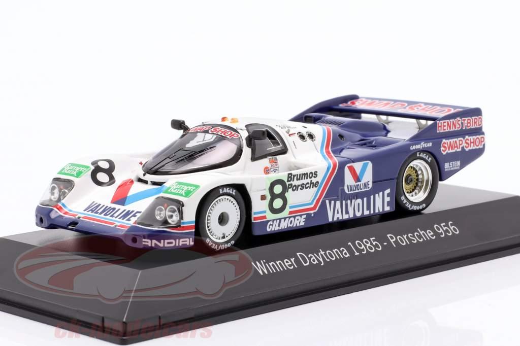 Porsche 956 #8 Vinder 24h Daytona 1985 Henn's Swap Shop Racing 1:43 Spark