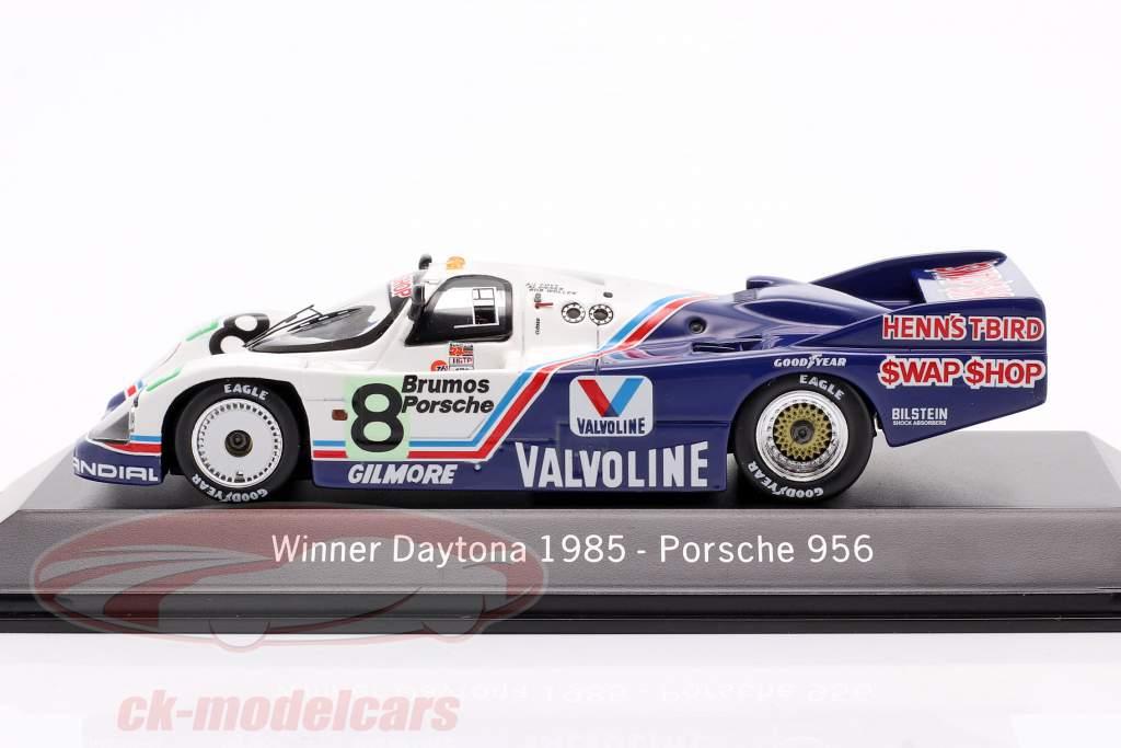 Porsche 956 #8 Vincitore 24h Daytona 1985 Henn's Swap Shop Racing 1:43 Spark