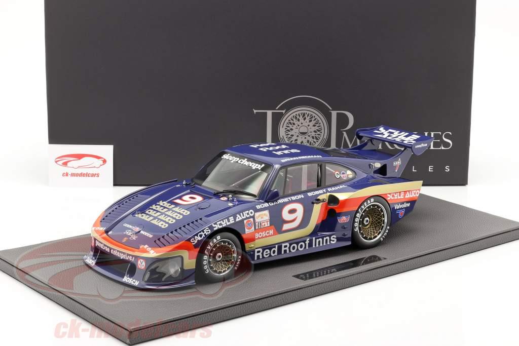 Porsche 935 K3/80 #9 gagnant 24h Daytona 1981 Garretson Racing 1:12 TopMarques