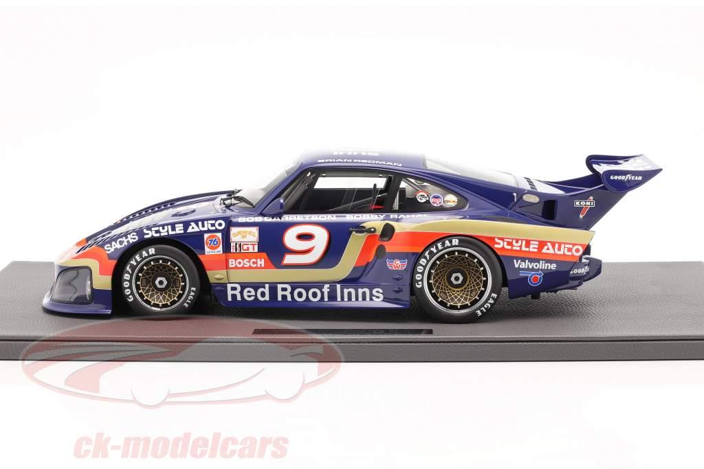 Porsche 935 K3/80 #9 vincitore 24h Daytona 1981 Garretson Racing 1:12 TopMarques