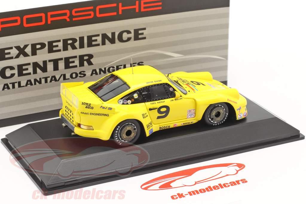 Porsche 934 #9 Vinder 12h Sebring 1983 Baker,Mullen,Nierop 1:43 Spark