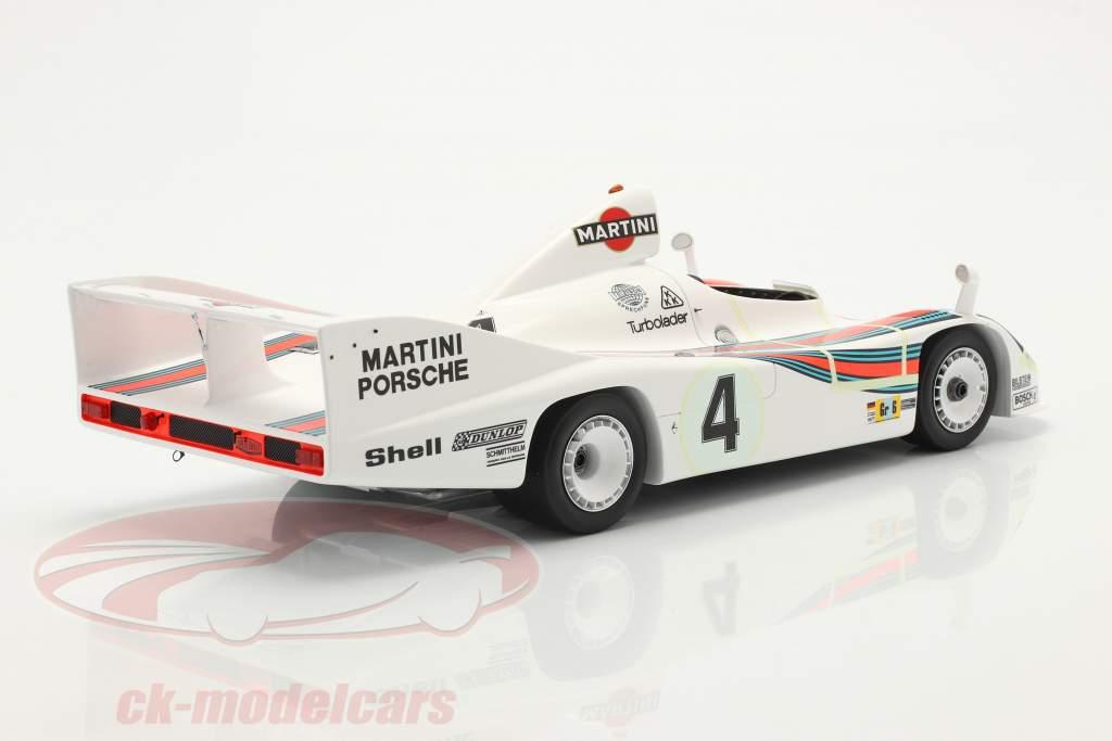 Porsche 936/77 #4 gagnant 24h LeMans 1977 Martini Racing 1:18 Spark