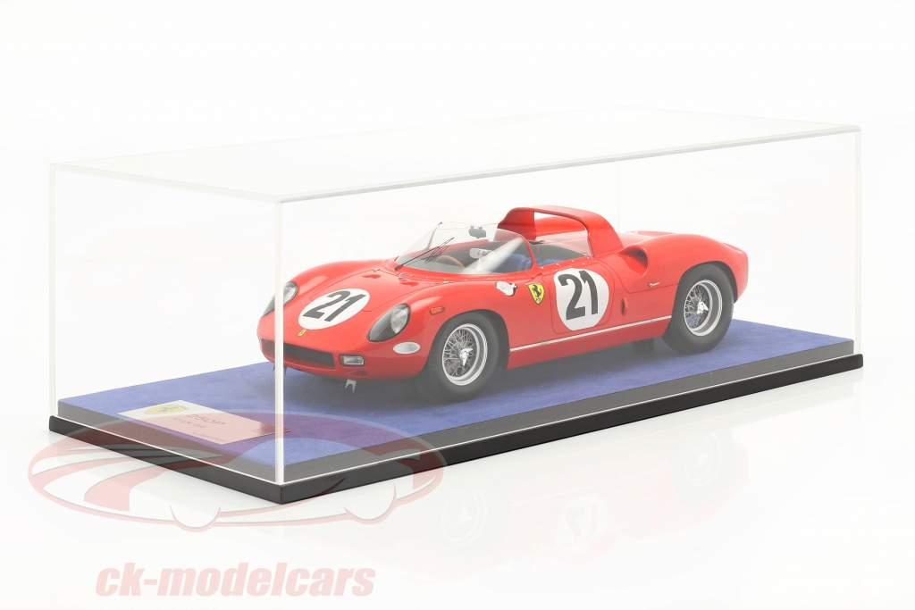 Ferrari 250P #21 Vincitore 24h LeMans 1963 Bandini, Scarfiotti 1:18 LookSmart