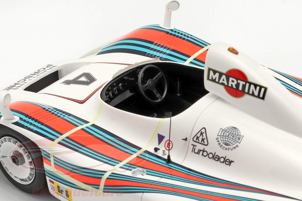 Porsche 936/77 #4 Winner 24h LeMans 1977 Martini Racing 1:18 Spark