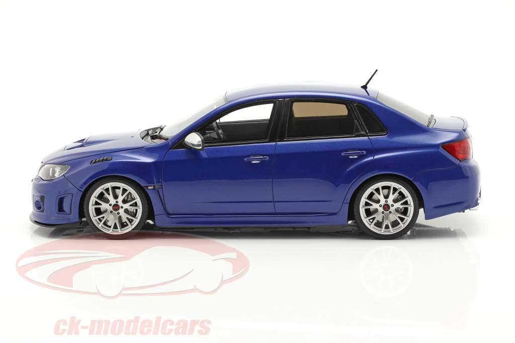 Subaru Impreza WRX STI Anno di costruzione 2011 mica blu 1:18 OttOmobile