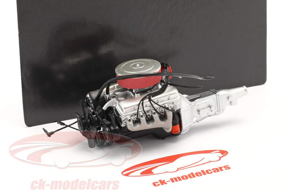 GForce 454 Motor und Getriebe 1:18 GMP