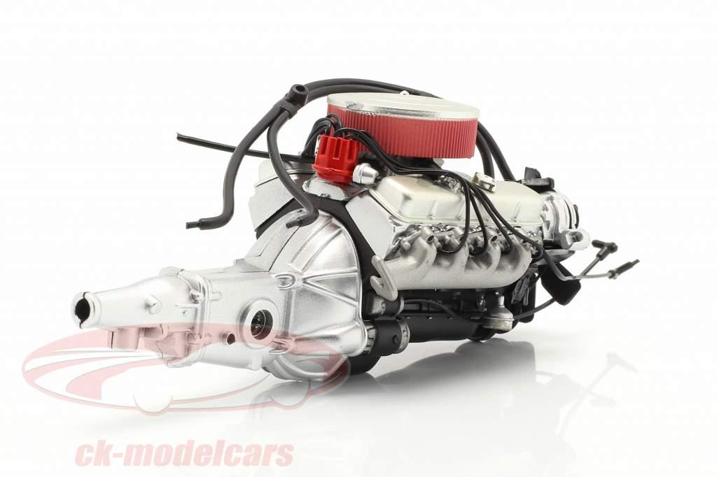 GForce 454 motor en overdragen 1:18 GMP