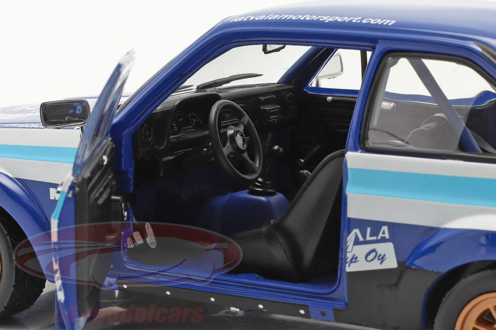 Ford Escort RS 1800 #1 vincitore Rallye Estonia Historic 2012 1:18 SunStar