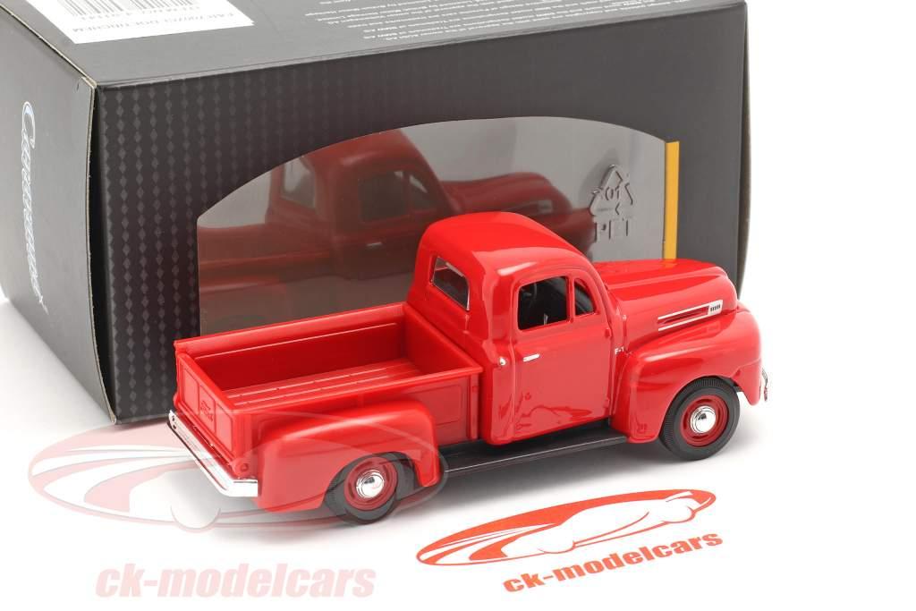 Ford F1 Pick-Up vermelho 1:43 Cararama