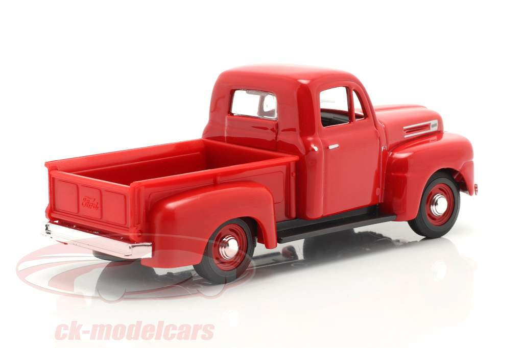 Ford F1 Pick-Up rood 1:43 Cararama